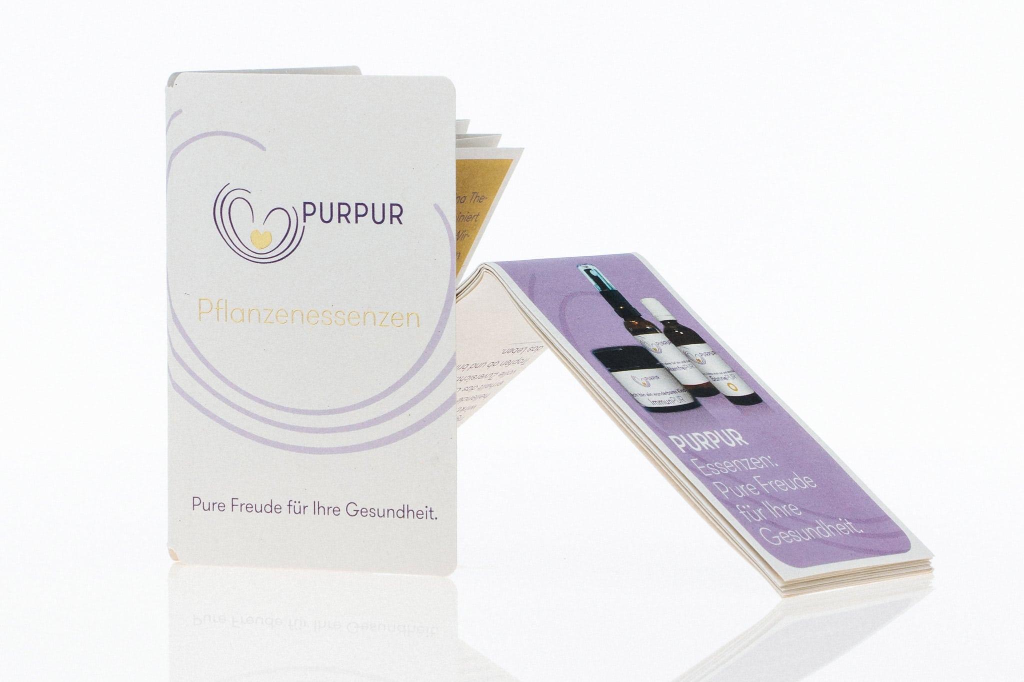 pocketfolder purpur