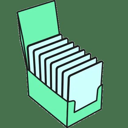 Symbol s-format® Dispenser