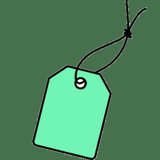 Symbol s-format® Produktanhänger