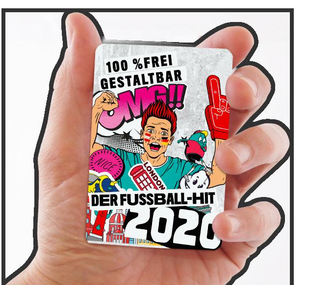 Front Fussball 2021 Basic