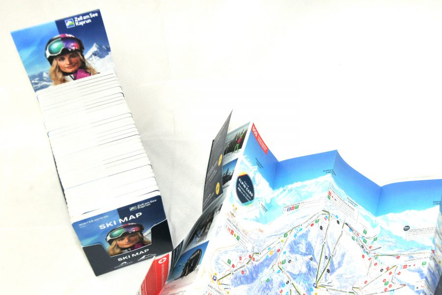 pocketguide skiing map